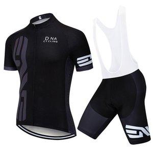 2020 Pro Uci équipe Hommes Dna Maillot cyclisme Set Mtb vêtements de vélo été rapide Route sèche Maillot vélo à vélo sport Ropa Ciclismo Y022101
