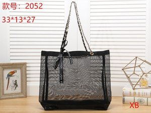 CALDO ! Hopping Classic maglia modello borsa da viaggio Bag Donna Wash Bag cosmetico di trucco di immagazzinaggio di caso della maglia