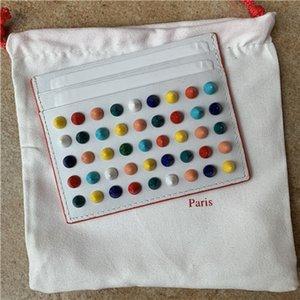 Novo saco de cartão de couro set mini cartão para homens e mulheres pequeno ultra-fino cartão de bolsa de couro bolsa de moedas multicolor opcionais