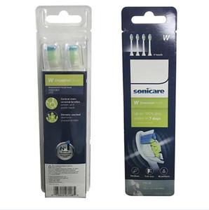 Top Verkäufer Zahnbürste Heads Pro Standard 4 Aufsteckbürsten HX6064-65 95 Kopfzahnbürste weiß / schwarz Farbe Qualität von opec