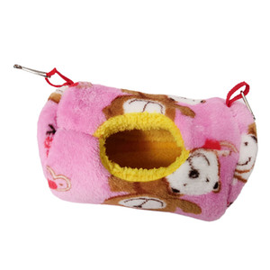 Hanging Hamster Birds Comfortable Nest Bed House Mice Squirrel Hammock Toys