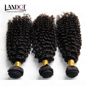 Indian Curly Hair Unprocessed Indian Kinky Curly Human Hair Weave Bundles 3Pcs Lot 8A Grade Indian Jerry Curls Hair Extensions Natural Black