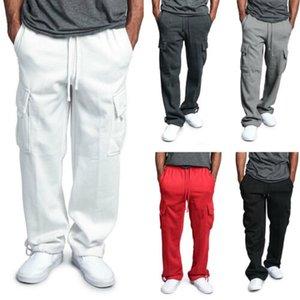 Ville tactique Cargo Pants Men Combat SWAT armée Pantalon militaire en coton stretch beaucoup de poches souples homme Pantalons Casual