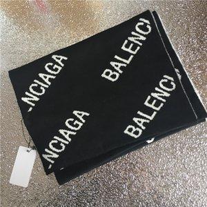 La alta calidad de la bufanda de la cachemira para hombres y mujeres cheque grande pashminas Infinity bufandas 180x30cm