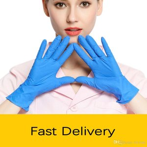 DHL freeship Disposable Gloves Latex Cleaning Food Gloves Universal Household Cleaning Gloves Home Cleaning Rubber Bacteria Proof Mitten