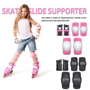Skateboard Protective Gear Set Ice Roller Skating Wrist Protector Kids Adult for Outdoor Exercise Sport Ornaments