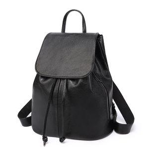 CHALLEN 2019 Women Leather  Backpack  New Laptop Backpack Bag Women Popular Ladeis Fashion School Bag Pu