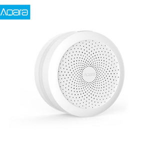 Youpin Aqara Hub MI Gateway 2 Wireless WiFi ZigBee con RGB Led Night Light Smart Lavoro per HomeKit MI Home Aqara Home