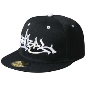 Hat hip-hop street card trendsetter flat hat bboy baseball cap hip-hop street dance cap men's and Women's Flat Hat