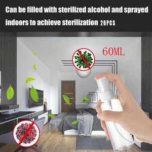 Desinfektionsmittel Sprühflasche Spray Pot tragbare Flasche 84 60 ML