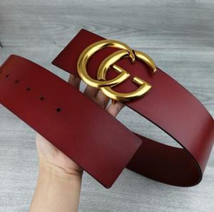 2020 nouvelle grande marque chaude de lancement de produit boucle nouveaux hommes de ceinture de frais de ceinture et les femmes boucle de ceinture Ceinture, 7cm largeur. Size95 --115cm
