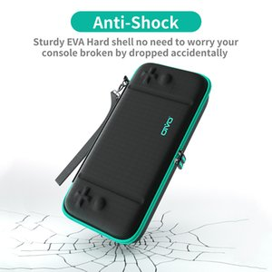 OIVO Portable Storage Bag For Nintend Switch Lite Anti-shock Hard Shell EVA Protective Carrying Bag Case Switch Lite Accessories