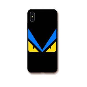 Telefone Luxury Case for Iphone 6 / 6s, 6p / 6SP, 08/07 7P / 8p X / XS, XR, XSMax New Caso Chegada Fashion Designer para Fendl IPhone Hot Sale Atacado