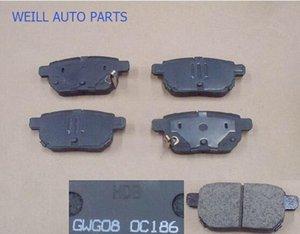 WEILL 3502340-G08 RR BRAKE PAD ASSY für Great Wall Voleex C30
