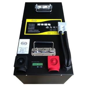 12.8V Lifepo4 12V / 24V / 48V 100/200 / 300AH batterie au lithium pour BMS RV onduleur UPS Go Bateaux camping-car panier solaire stockage d'énergie