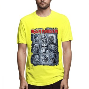 Iron Maiden T Shirt cute shirts Wildest Dreams Vortex Band Logo Official Mens New Black Shirts Graphic Shirt s5710