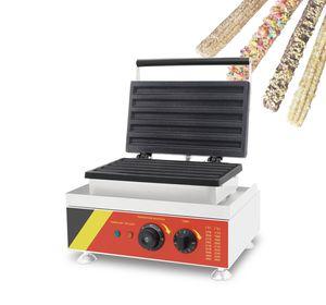 satılık Sıcak satış masaüstü tipi elektrikli churros yapma makinesi / yüksek kalite paslanmaz çelik ispanyolca churros makine
