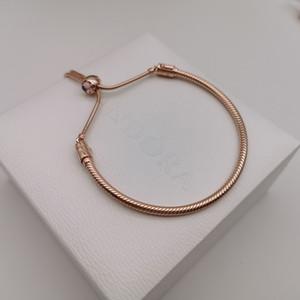 % 100 Pandora için kutu ile 925 Gümüş Kadın Bilezikler Beyaz cz Mikro Asfaltlanmış Kalp Bilezik Avrupa Charms boncuk