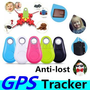 ITAG Mini Smart Finder Bluetooth Tracker Key TAGE inalámbrico para PET CAT Kids GPS Alarma Smart Tracker Anti-Pertificador con paquete minorista