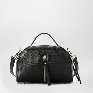 Echtledertasche Luxus-Handtaschen Druck, Frau, Frauen Taschen Designer Umhängetasche Umhängetasche Krokodil handsbag
