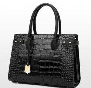 New Women Alligator Pattern Fashion Women Trend Embossing Shoulder Bag PH-CFY20052659