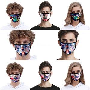 Stok Siyah Mavi # QA231 3 50 1 Adet Katman Yüz Maskeleri kulak halkalarına Evde Kullanım Rahat Ağız Kayak Maske Designer Nakliye VCCS 50 1pcs