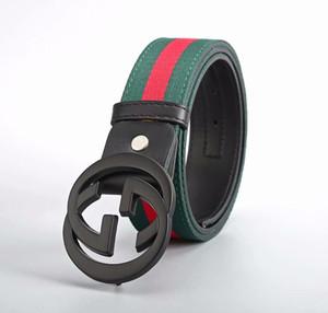 marca de moda para hombre de negocios 2019.New Cinturones de lujo Ceinture automática hebilla de cuero famosa desinger hombres y mujeres de cintura