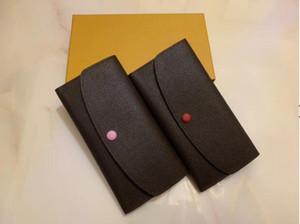 2020 designer wallet Women's Wallet Zipper Bag Female Wallet Purse Fashion Card Holder Pocket Long Women coin purse no Box