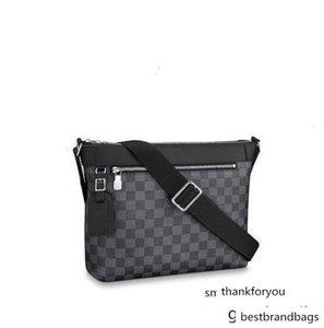 New N40003 Mick Pm Men Handbags Iconic Bags Top Handles Shoulder Bags Totes Cross Body Bag Clutches Evening