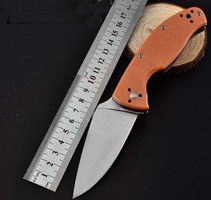 Aranha C122 faca dobrável 8cr13mov Lâmina G10 canivetes Handle Caminhadas Camping Pesca Survival Self Defense EDC Ferramenta Facas frete grátis