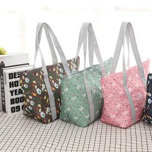 Новый портативный ручной термоизоляции мешок открытый путешествия практичные сумки для хранения еды обед милый цвет 7 8sl Ww