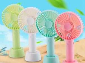 Mini-Ventilator bewegliche Hand kleinen Außenreisebüro tragbare USB aufladbare Student ultra leise Geschenk Fan Kinder Spielzeug Fans FFA4085-5