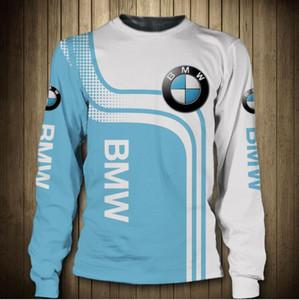 BMW جزيرة آيل أوف مان TT سباق السرعة الجاف سباق تي شيرت للدراجات النارية جولة جزيرة سباق الجائزة الكبرى المكان كم طويل ملابس عمال للدراجات النارية ركوب كم طويل