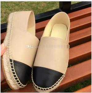 2019 Nouvelles femmes Casual chaussures de toile Printemps Espadrilles femme de haute qualité Chaussures en tissu Mode chaussures de marche Two tone Lady Baskets