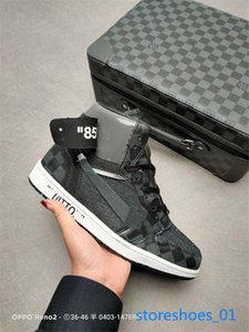 Xshfbcl Top quality Women Men Casual shoes Basketball Sports Fitness Training Tennis Running sneakers Flats Skate board shoes Loafers boots