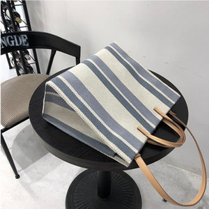 Designer Bag Summer Canvas Bag 2020 Luxury Handbags Purses Shoulder Large Bags Tote Handbags