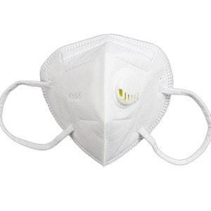 DHL Freeshipping in azione maschere per il viso con maschera antipolvere Valvola Earloop tessuti non tessuti con Valve