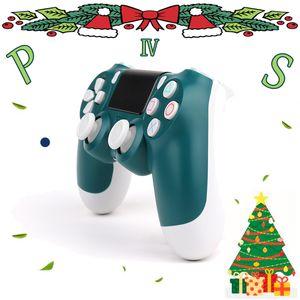 CHOQUE 4 Wireless Controller TOP qualidade Gamepad para Joystick PS4 com Retail pacote LOGO transporte Game Controller livre DHL