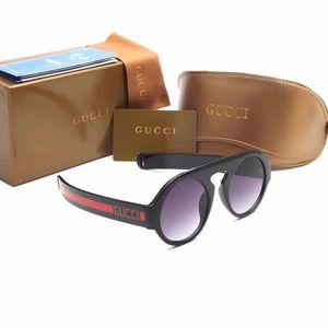 Hot Fashion Luxus Sonnenbrille 0256 Designer Marke Augenschutz fliegende Sonnenbrille hohe Qualität mit Fällen Sonnenbrille kostenlose Lieferung