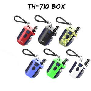 Otantik Kangvape TH710 TH420 Mini Kutu TH420 V Vape Mod 420 2in1 Pil TH710 2 650mAh Onceden Pil
