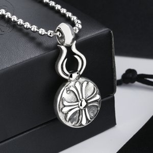 High Quality Alloy Pendant Necklace Top Luxury Design Pendant Necklace Sweater Chain Fashion Jewelry Supply