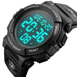 Fashion Outdoor Sport Watch Men Multifunction Watches Military 5Bar Waterproof Digital Watch for men Relogio Masculino