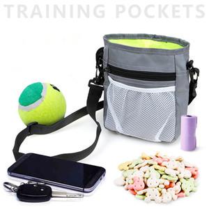 Pet Dog Puppy Snack Training Pacote De Cintura Para Fora Snack Bag Livre Agilidade Isca de Treinamento De Alimentos Trato Bolsa