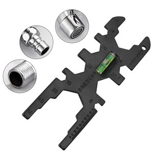 1Pc Repair Bathroom Shower Faucet Wrench Hose Valve Core Faucet Nut Capping Bubblers Wrench Installed Ride Repair Tool