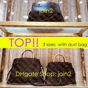 M41056 MONTAIGNE GM MM BB Designer Womens IT Business Speedy Bag Cross Body плечо роскошная сумка кошелек TOTE Pochette Accessoires Cles