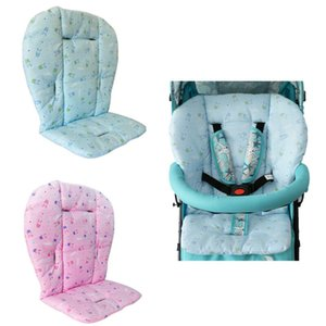 NEW Sweet Winter Warm Baby Stroller Pad Seat Pillow Cover Car Set Printed Warm Cushion Pad Mattress