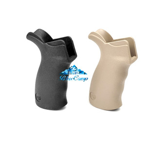Tactique ERGO Nylon 480 Grip moteur / Jinming 9 / HK416 / BD556 / M4 / TTM Foregrip Fit Picatinny Rails BK / DE