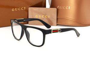 Frauen Vintage runde Rahmen-Sonnenbrille Männer Köpfe bunte Arten hohle Muster Reise Augen Schutz gute Freunde gedruckt Geschenke LJJQ189 Box