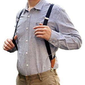 A type of gun Sling Shoulder strap shoulder strap cover type elastic sling side clip cross adult men's straps