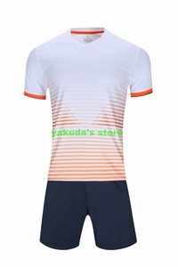 Top 2019 Men's Mesh Performance custom jersey Sets With Shorts clothing Uniforms kits Sports rock-bottom prices Soccer Wear online styles